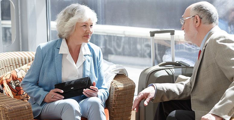 Travel Tips for Seniors
