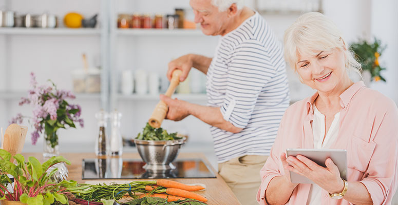 The Benefits of Cooking for Seniors