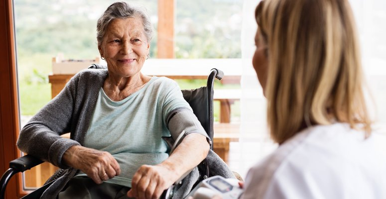 Advantages of Working with a Home Care Agency