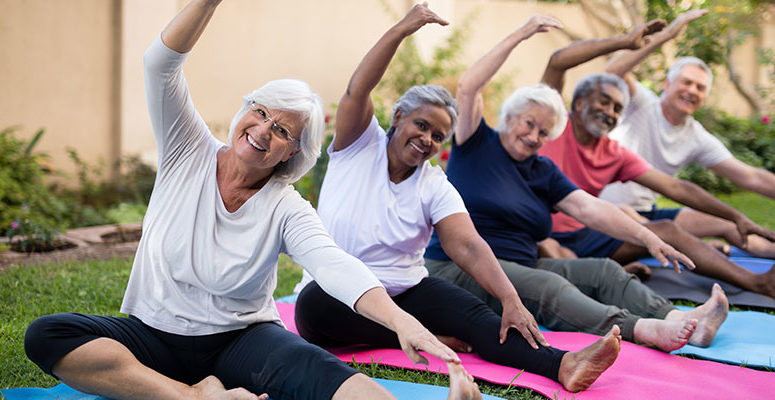 Beginning Weight Training for Seniors